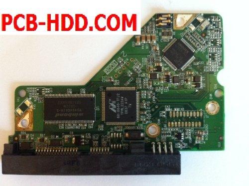Western Digital Leiterplatte 2060-701590-000 REV A, Modell der Festplatte WD10EAVS-00D7B1