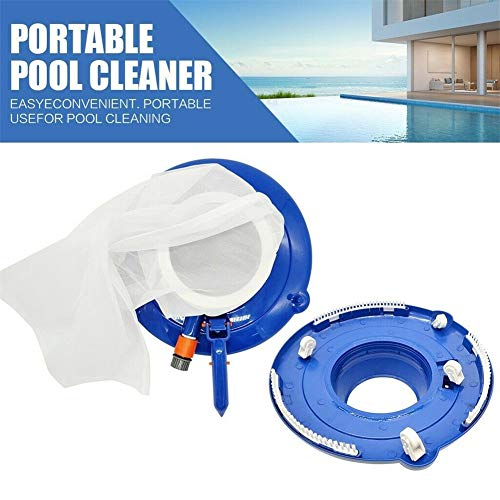 ARAT Spot Pool Leaf Skimmer Net Vacuum, Leaf Catcher Fine Mesh Bag Replacement Sweeper Best Price