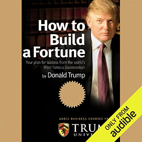 How to Build a Fortune audiobook cover art