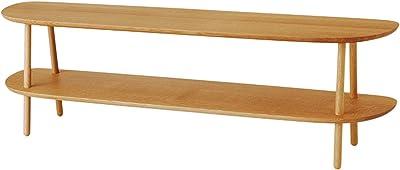 飛騨産業 オープンシェルフ OU色 幅120×奥30×高さ37cm コブリナ TF533