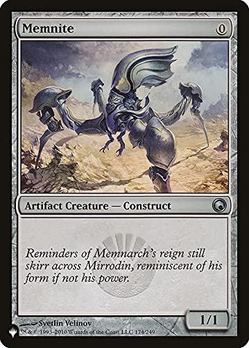 Magic: the Gathering - Memnite - The List