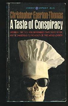 A Taste of Conspiracy 050307019X Book Cover