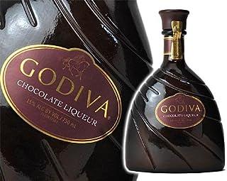 ゴディバ チョコレートリキュール 750ml 15度 [並行輸入品]