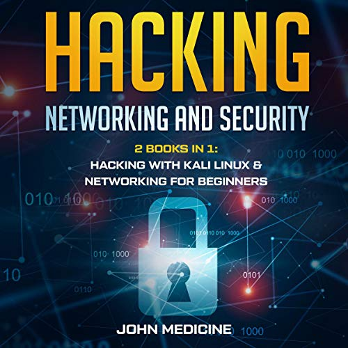 Hacking: Networking and Security - 2 Books in 1 cover art