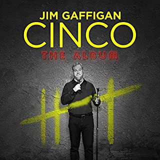 Jim Gaffigan cover art