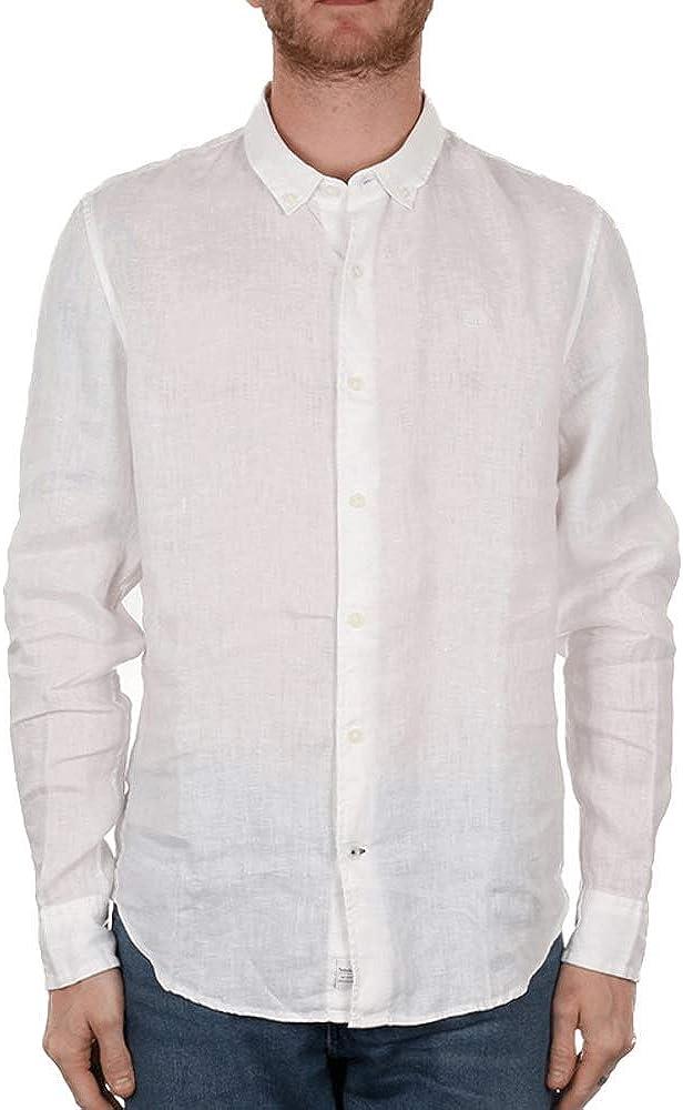 Timberland Mill River Linen Camisa para Hombre: Amazon.es: Ropa