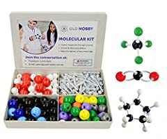 MOLECULAR KIT. This Educational Molecule modeling kit is designed for Easy Chemistry learning for organic, inorganic and functional groups. The Structure Model Kit designed for beginner to advanced science and chemistry learning. Learn how to model o...