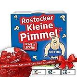 Rostock Bademantel ist jetzt KLEINE PIMMEL für Rostock-Fans | Kiel & FC Magdeburg Fans Aufgepasst Geschenk für Männer-Freunde-Kollegen
