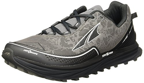 ALTRA Mens TIMP Trail, Color: Gray, Size: 10