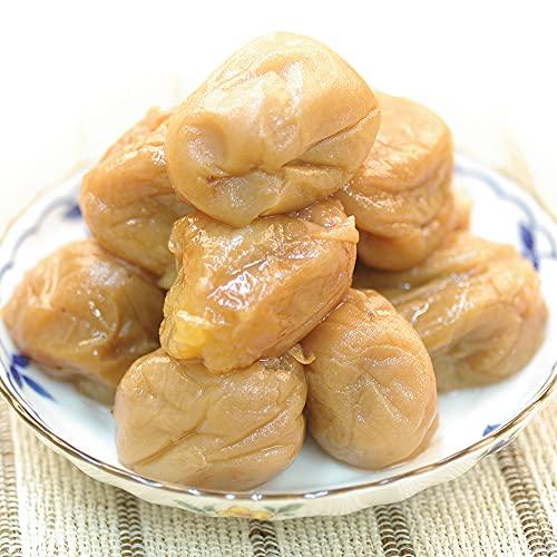 国華園 紀州つぶれ梅 はちみつ 800g 1個 梅干し 漬物 食品