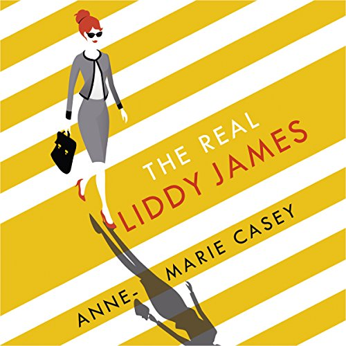 The Real Liddy James audiobook cover art