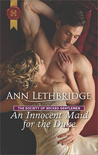 An Innocent Maid for the Duke (The Society of Wicked Gentlemen Book 2)