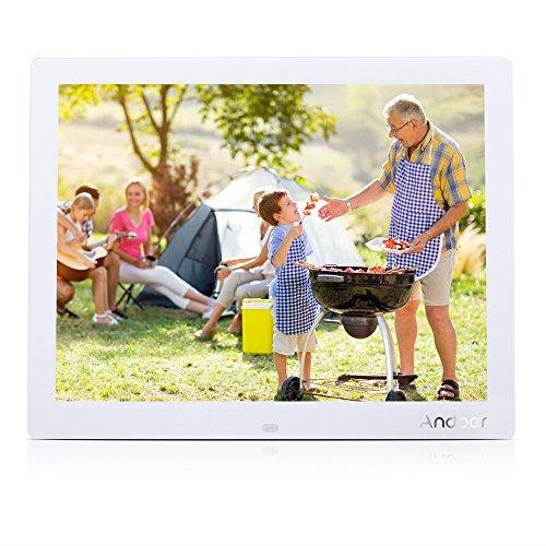 Andoer® 15 '' HD TFT-LCD 1024 * 768 Digital Photo...
