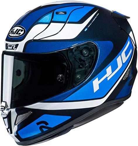 HJC Helmets Casco HJC RPHA 11 Scona, negro/azul, XXL (62/63) 13920211