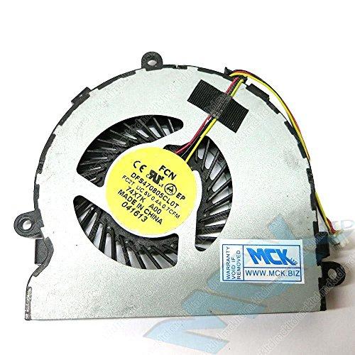 HP Pavilion 15-R218NA r110na r11na r211na r212na 15-G CPU ventilador de refrigeración