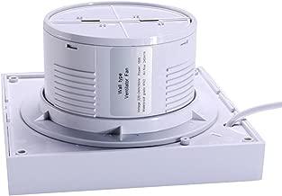 LOVIVER Silent Ventilator Extractor Exhaust Fans Blower Bathroom Kitchen Home - 4 Pulgadas