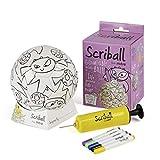mitre Scriball Personnalisable avec des feutres Mixte Enfant, Fophi