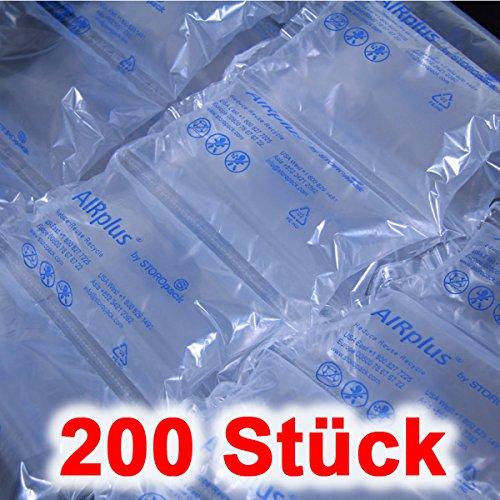 200 x AIRplus® Luftkissen Luftpolsterkissen Füllmaterial Luftpolster Lufttaschen