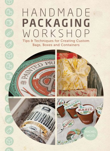 Handmade Packaging Workshop: Tips, Tools & Techniques for Creating Custom Bags, Boxes and Containers