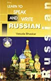 Learn to Speak and Write Russian