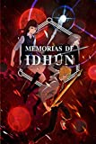 Memorias de Idhún: Memorias de Idhún TV Show Animation | Pennyworth TV Series Anime Cuaderno | Wonderful Notebook Diary | Cute Journal Gift