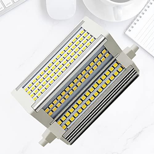 Bulbs Lampadina LED R7S 118mm 50W J118 Luce a Doppia estremità equivalente a Lampada alogena 500W Sostituzione 220 Gradi