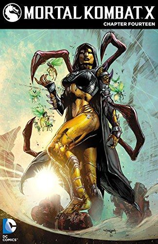 Mortal Kombat X (2015) #14 (Mortal Kombat X (2015-)) (English Edition)