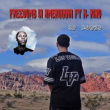 Freedumb In AmeriKKKa (8D Audio)