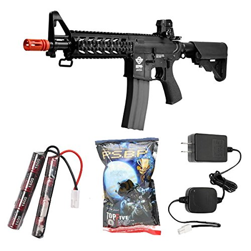 g&g combat machine 16 raider battery & charger combo(Airsoft Gun)