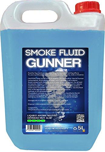 Liquido para maquinas de humo o niebla densidad MUY ALTA aroma neutro