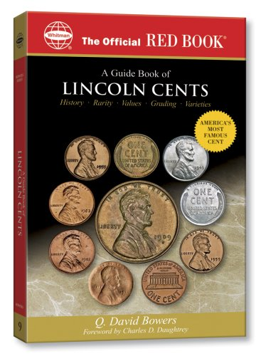 A Guide Book of Lincoln Cents (The Official Red Book)