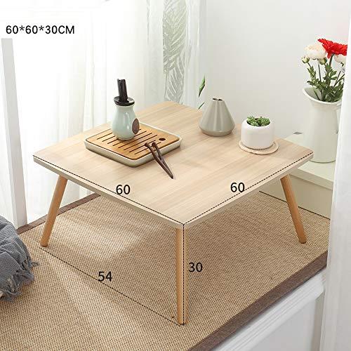 HCYTPL Bijzettafel, klaptafel, groot formaat, laptop/tv/bed, 100 procent bamboe-mixer, serveerblad, gamingschrijfbord