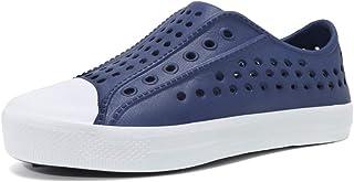 Kids Slip-On Sneaker Lightweight Breathable Sandal Water Shoes Outdoor & Indoor-U819STLXS001-03-Blue-27