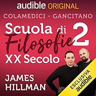 James Hillman copertina