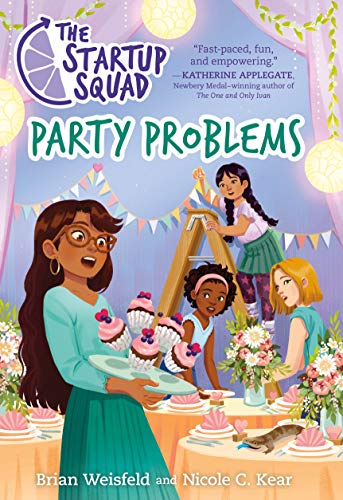The Startup Squad: Party Problems (English Edition)