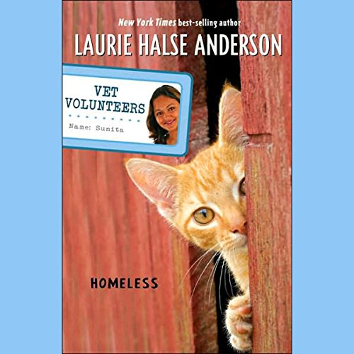Homeless audiobook cover art