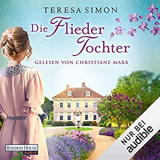 Die Fliedertochter                   By:                                                                                                                                 Teresa Simon                               Narrated by:                                                                                                                                 Christiane Marx                      Length: 11 hrs and 27 mins     Not rated yet     Overall 0.0