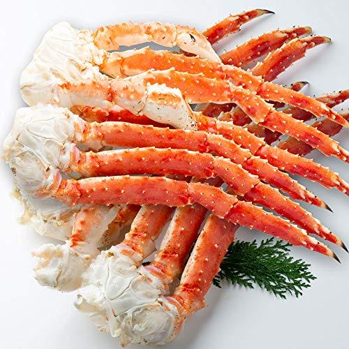 タラバガニ 脚 大型ボイルたらば蟹 足 計3.2kg (800g×4肩) フルシェイプ