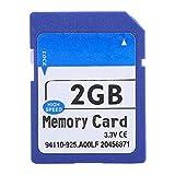 eboxer-1 1G/2G/8G/16G/32G/64G Memory Card, Universal High Speed Memory Card for MP3, MP4,Camera,SLR, for PSP Game Machine, Plug Card Speaker, Loud-Speaker, etc (2GB)