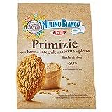 Mulino Bianco Biscotti Frollini Primizie, Colazione Ricca di Gusto, 700 gr