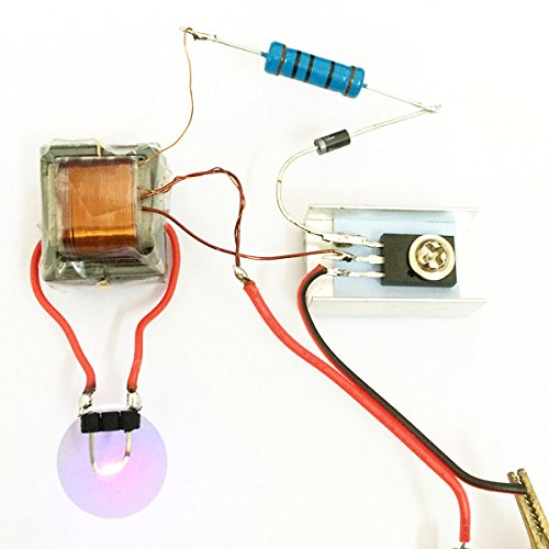 ILS 3 stuks DIY Inverter Boost hogedruk generator arc ontsteking aansteker coil module