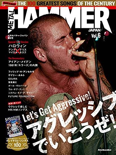 METAL HAMMER JAPAN Vol.6