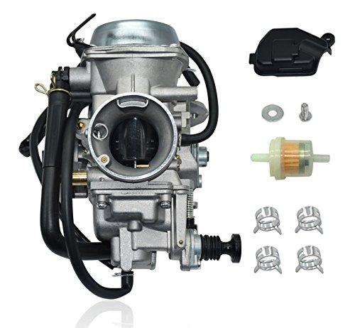 TRX500 Karbay Replacement Carburetor For 16100-HN2-013 Honda TRX500 TRX 500 TRX500 Foreman Rubicon Complete Carb 2001 2002 2003 2004 2005 ATV