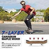 Zoom IMG-1 beleev skateboard 31x8 inch completo