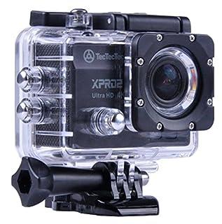 TecTecTec! XPRO2 Caméra Sport 4K Ultra HD WiFi - Camera de Sport et Action étanche Caméras Sport embarquées Action Cam (B015IWXB6Y) | Amazon price tracker / tracking, Amazon price history charts, Amazon price watches, Amazon price drop alerts