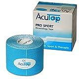 AcuTop PRO SPORT Kinesiology Tape, 5 cm x 5 m, blau