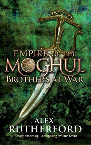 Hermanos en guerra (El imperio de los mogoles 2) de Alex Rutherford