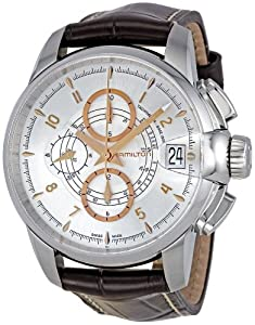 Hamilton Men's H40616555 Timeless Automatic Watch image