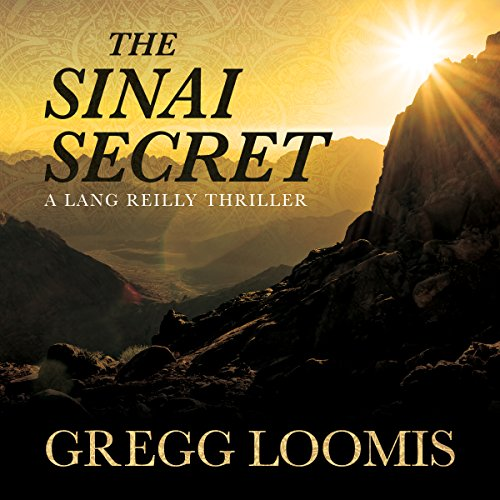 The Sinai Secret audiobook cover art
