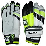 SS Delux Cricket Batting Gloves - Mens